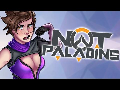 NOT PALADINS