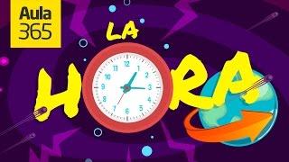 ¿Qué Hora Es? Cómo Usar el Reloj   Videos Educativos para Niños