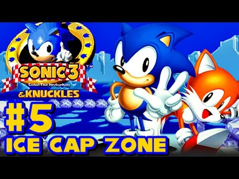 Sonic 3 and Knuckles - (1080p) Part 5 - Ice Cap Zone