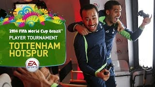 EA SPORTS 2014 FIFA World Cup - Tottenham Hotspur - Player Tournament