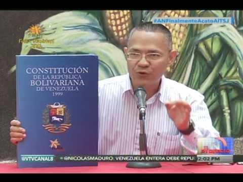 "Ernesto Villegas anuncia jornada ""Venezuela Corazón Indestructible"" este domingo"