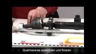 outil extracteur pour demonter les cardans, arbre de transmission AUDI VW SEAT