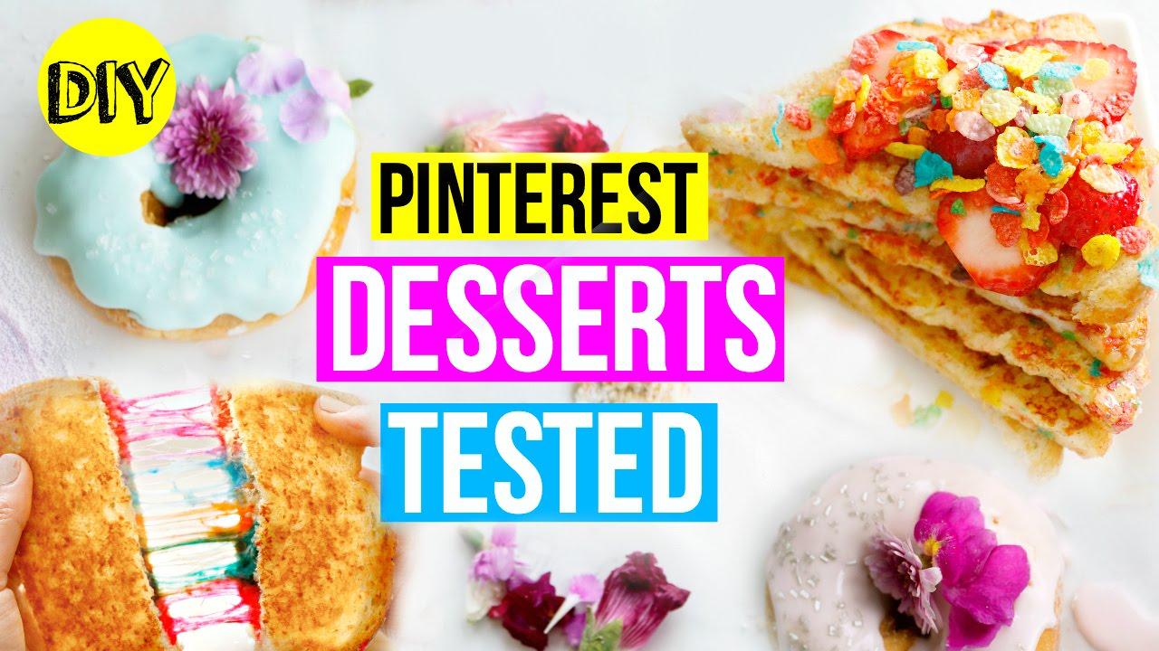 Diy Breakfast Dessert Ideas Pinterest Buzzfeed Recipes Tested You