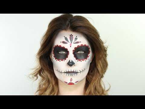 ad  how to create a quick  easy halloween look with