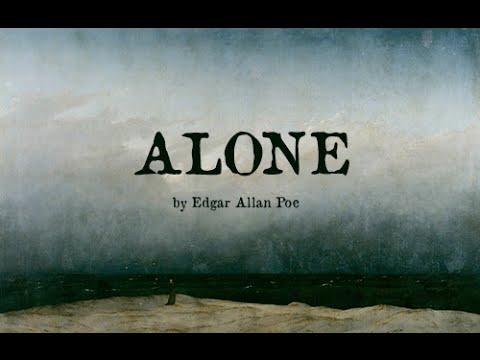 """Alone"" | Edgar Allan Poe | Poetry Reading"