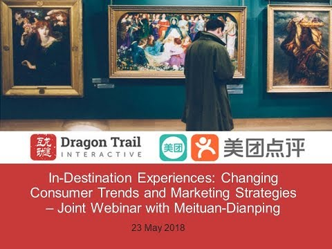 In-Destination Experiences: Changing Consumer Trends and Marketing Strategies