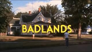 Escena de Badlands (Malas tierras). Terrence Malick. 1973.