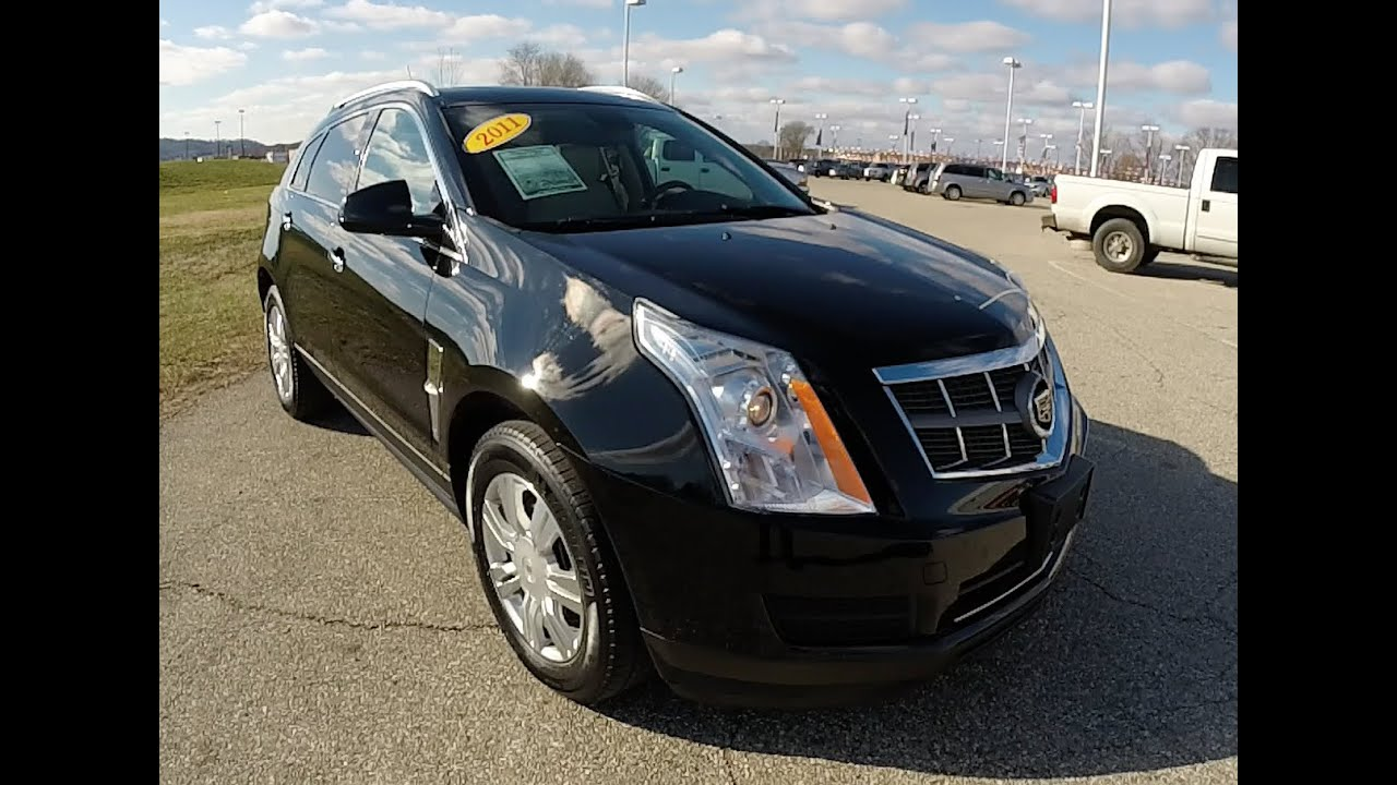2011 Cadillac SRX Luxury Collection|P10078