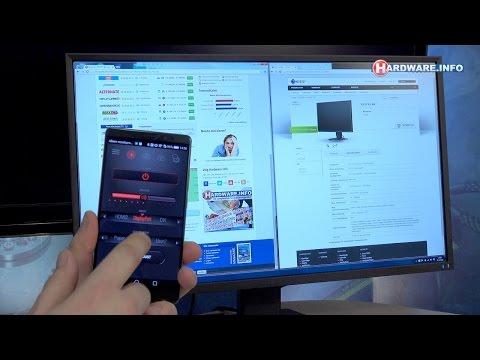 Eizo IPS gaming monitor Foris FS2735 review - Hardware.Info TV (Dutch)