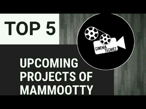 Upcoming Projects Of Mammootty | Top 5 | Cinema Techiez