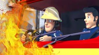 Feuerwehrmann Sam ⭐️ Fahrt mit dem Feuerwehrauto! 🔥 Neue Folgen 🔥 Zeichentrick für Kinder