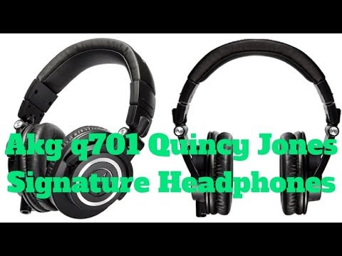 Akg q701 Quincy Jones Signature Headphones