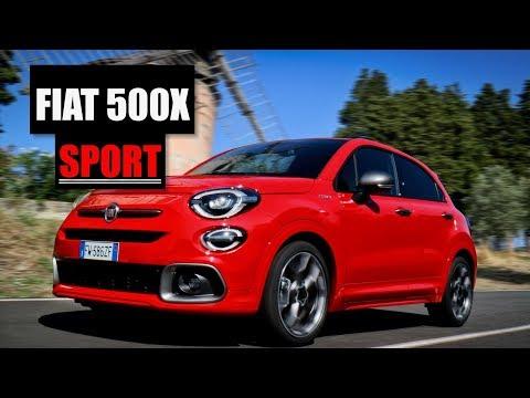 2019 Fiat 500X Sport Review - Inside Lane