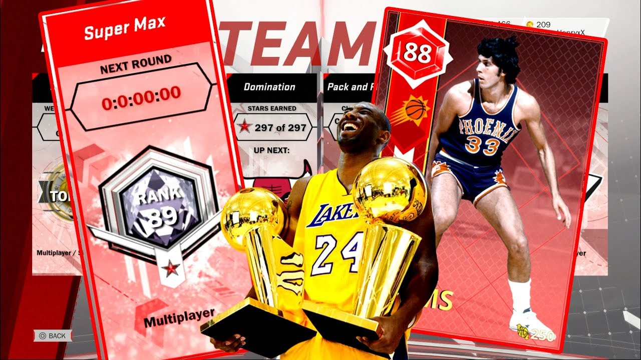 RUBY ALVAN ADAMS PINK DIAMOND ROUND 2 SEASON 2 SUPERMAX REWARD