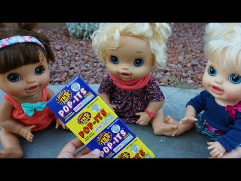 BABY ALIVE Fourth Of July Fireworks Celebration! Baby Alive Videos!