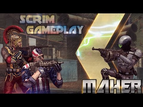 MC5 Scrim Gameplay (MAHER)