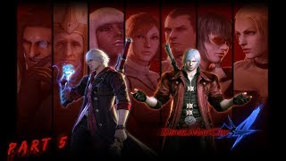 Devil May Cry 4 - ( Part 5 )