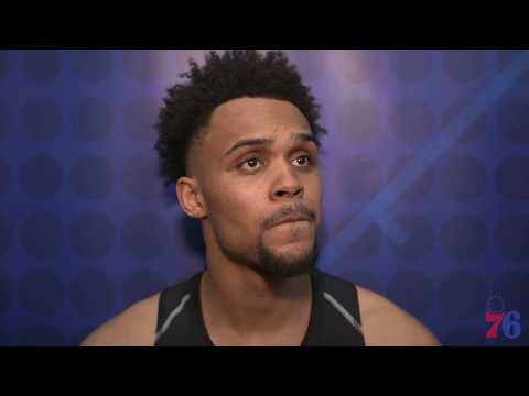 Gary Trent Jr  | NBA Draft Combine 2018