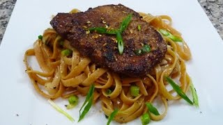Thai Inspired Pork Chops,  Recipe, Easy Delicious Thai Cuisine
