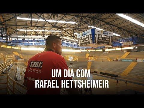 Um dia com Rafael Hettsheimeir - Off Season 2018-19