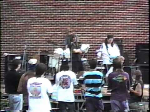 Kennard Dale High School Spring Fling Battle Of the Bands (1993) - Hanging out