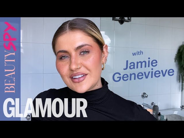 Beauty Spy With Jamie Genevieve: Makeup Artist, Social Media Superstar & Brand Founder | GLAMOUR UK