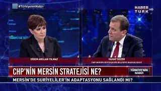 Türkiye'nin Nabzı - 14 Ocak 2019 (Mersin'de nasıl bir belediyecilik vaadediyorlar?)