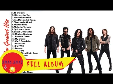 Skid Row Greatest Hits | Best song of Skid Row (HD/HQ)