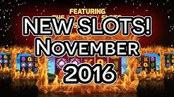 Best 3 New Mobile Slots To Play At Online Casinos This November