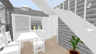 Дизайн проект таунхауса (видео тур)(, 2015-11-29T18:47:48.000Z)