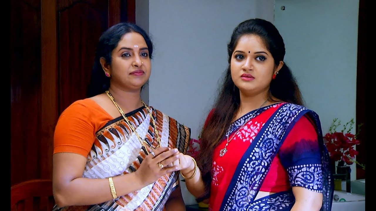 Nokkethaadhoorath I The crucial decision of Aswathi I Mazhavil Manorama