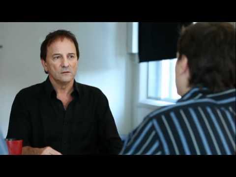 En audition avec Simon  Michel Côté