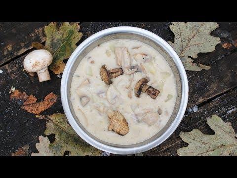 рецепты грибы