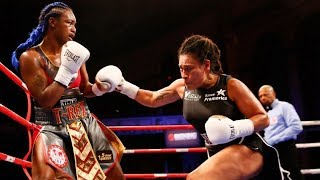 Claressa Shields vs. Hanna Gabriels Highlights