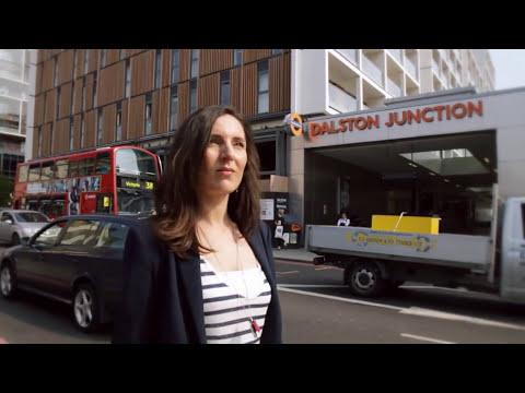 BBC London calling Dalston