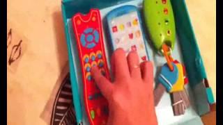 видео ELC, Игрушки для новорождённых, Товары для детей /  7  наименований товаров