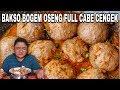 BAKSO OSENG + CABE RAWIT SEGAMBRENG DI BANDUNG #KulinerBandung