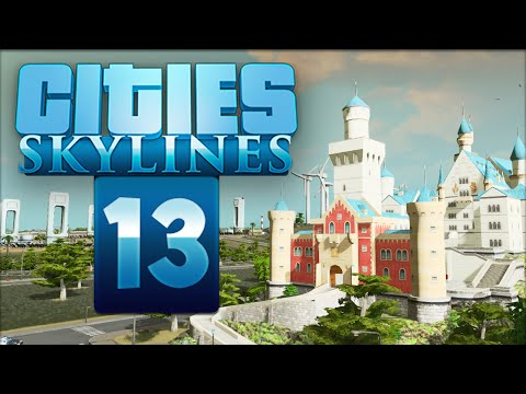 Cities: Skylines - ROYAL! | Episode 13