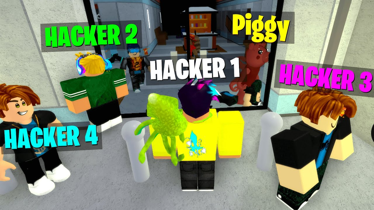 Hacks In Piggy Roblox Carnival How To Be A Hacker In Roblox Piggy