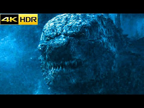 Godzilla king of the Monster (2019) Hindi - Ghidorah Vs Godzilla (4/10) HD Cold Clip Movie Video