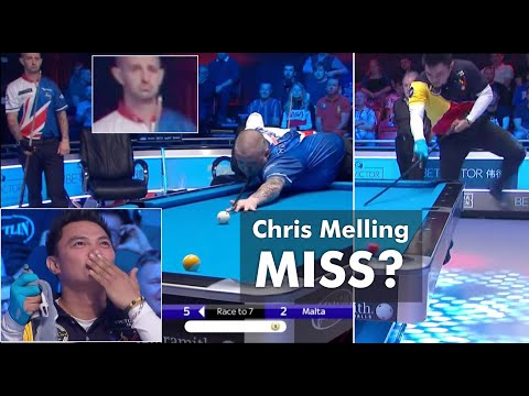 World Cup Of Pool 2019 | Lucky & Crazy Shots + Funny Moments (9 Ball Pool)