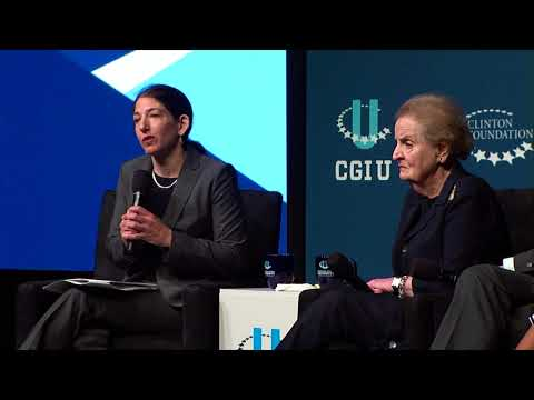 CGI U 2017 | On the Move Creating Opportunity for Migrants and Refugees