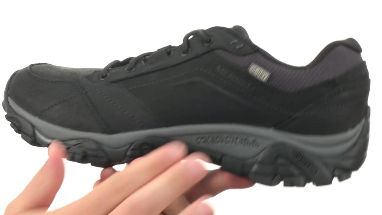 Merrell Moab Adventure Lace Waterproof SKU 8895979 - YouTube 833d34113da4c