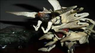 Godzilla vs Gamera Battle For Earth | Stop Motion Animation