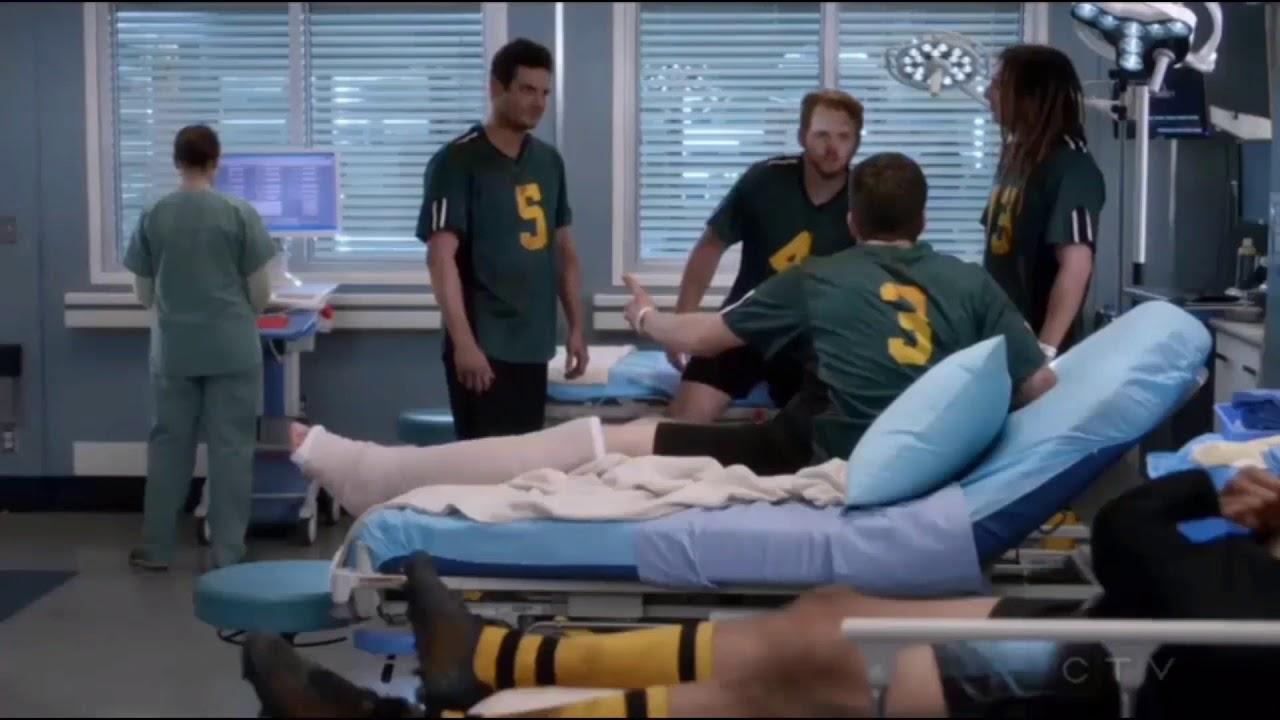 Greys Anatomy - 5x08 - Meredith & Derek Bed Scene - YouTube