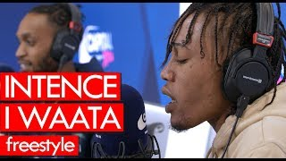 Intence and I Waata freestyle - Westwood