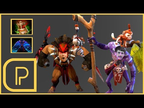 Purge Plays Witch Doctor /w Day9