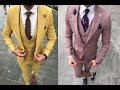 Top Suit Colors A Man Should Consider | Men's Suits !! Part1