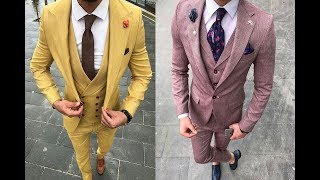 Top Suit Colors A Man Should Consider | Men