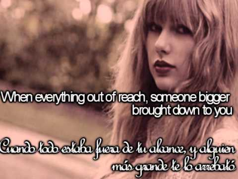 Innocent - Taylor Swift [Inglés/Español]